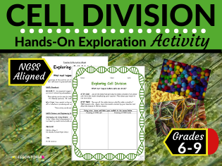 Cell Division: Hands-on Exploration Activitiy