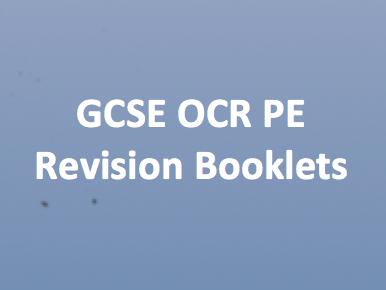 Revision booklet: risk