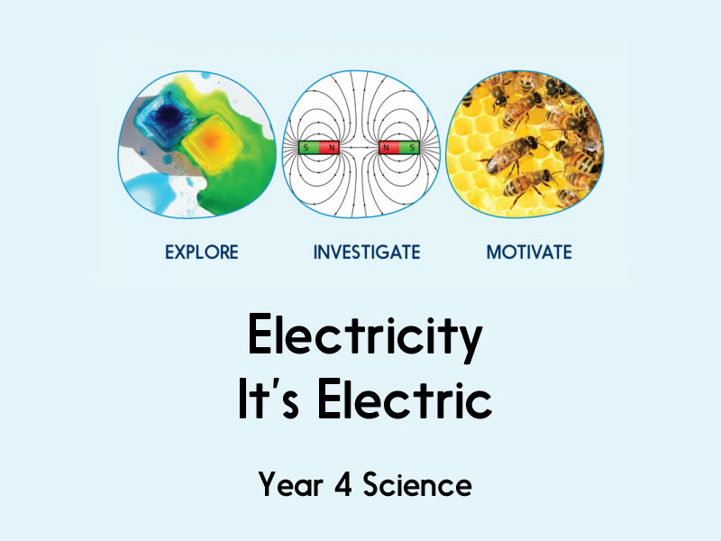 Electricity - It's Electric - Year 4