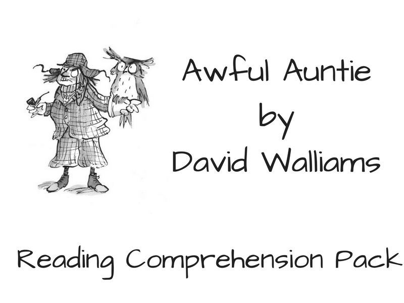 Awful Auntie - Reading Comprehension