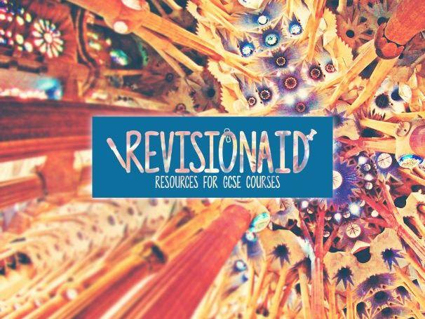 Spanish (9-1) Listening Workbook Preview