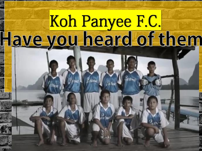 The Koh Panyee Football Club Assembly