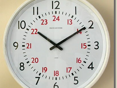 Maths - Time: Converting between 12/24 hour clocks