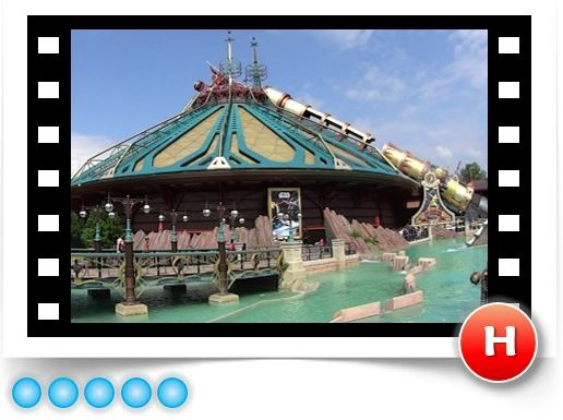 Problem Solving Video - Space Mountain Speed