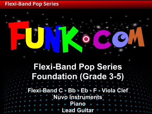 Funk.Com (Fleix-Band Score & Parts)