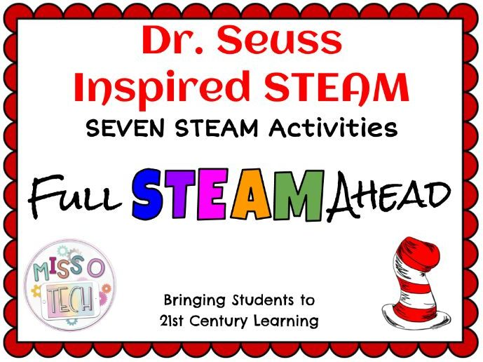 Dr. Seuss STEM Activities