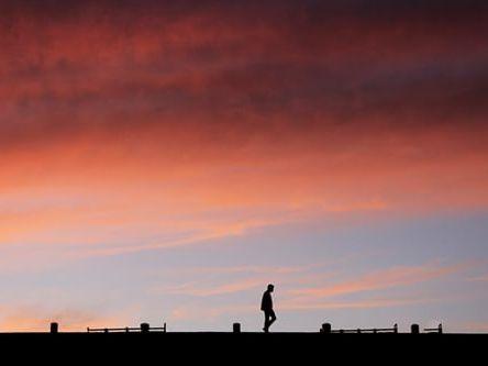 """""""The Walk"""" - Derek Walcott"""