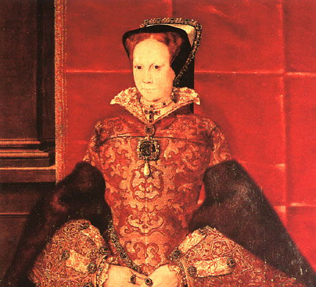 Card Sort: How bloody was Queen Mary I?