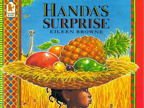 Handa's Surprise- Two week Lesson Plan and resources