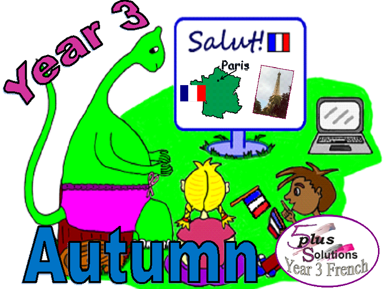 Primary French WHOLE TERM: Year 3 French (Autumn)