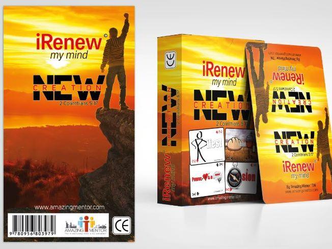 Bible memorization - NEW CREATION - Christianity