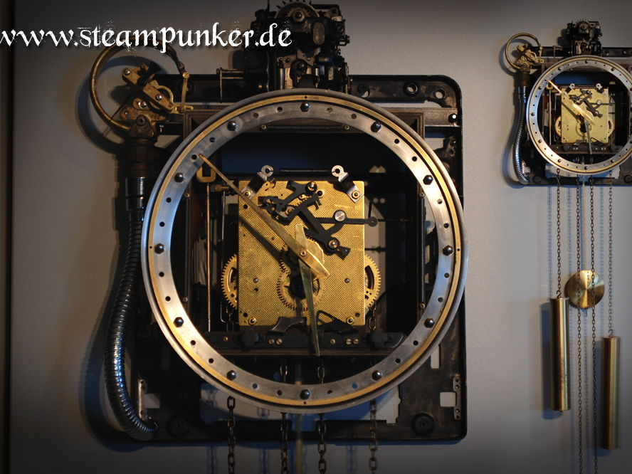 Steampunk Writing
