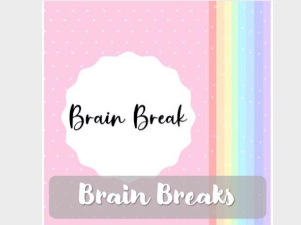 Rainbow Brain Breaks (For all ages)