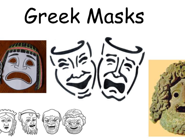 Greeks Year 5