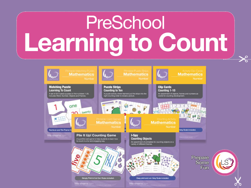 Learning to Count BUNDLE