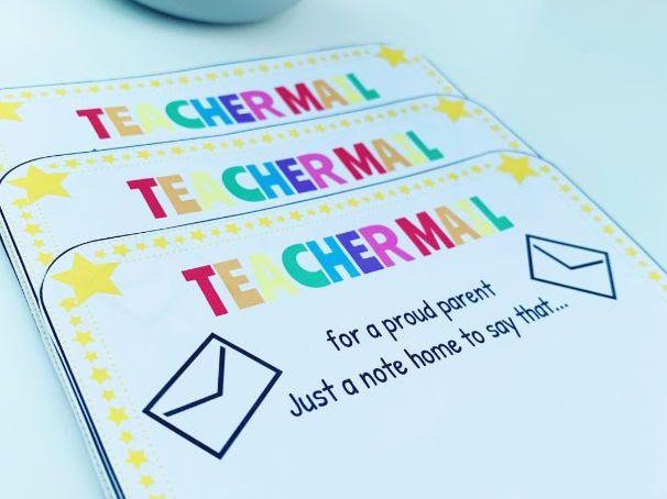 Teacher Mail