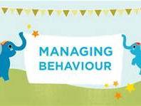 Behaviour Management Staff CPD