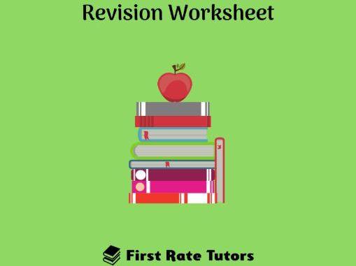 """Shakespeare's Play """"Henry V"""" Revision Worksheet!"""