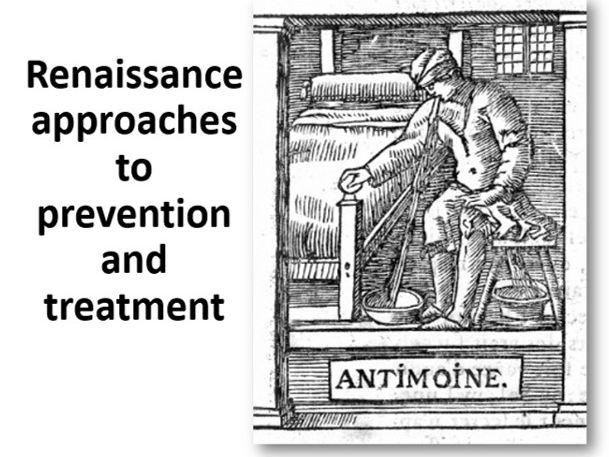 Renaissance Treatment of Disease