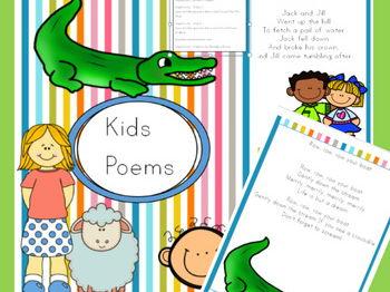 Kids Poems!