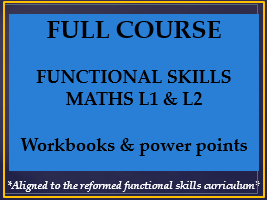 Reformed functional skills whole course!