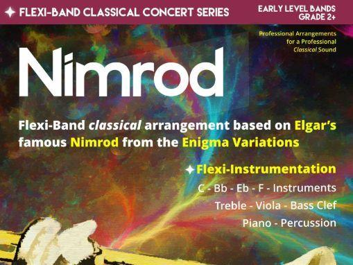 Nimrod (Flexi-Band Score & Parts)
