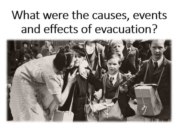 World War Two Evacuation