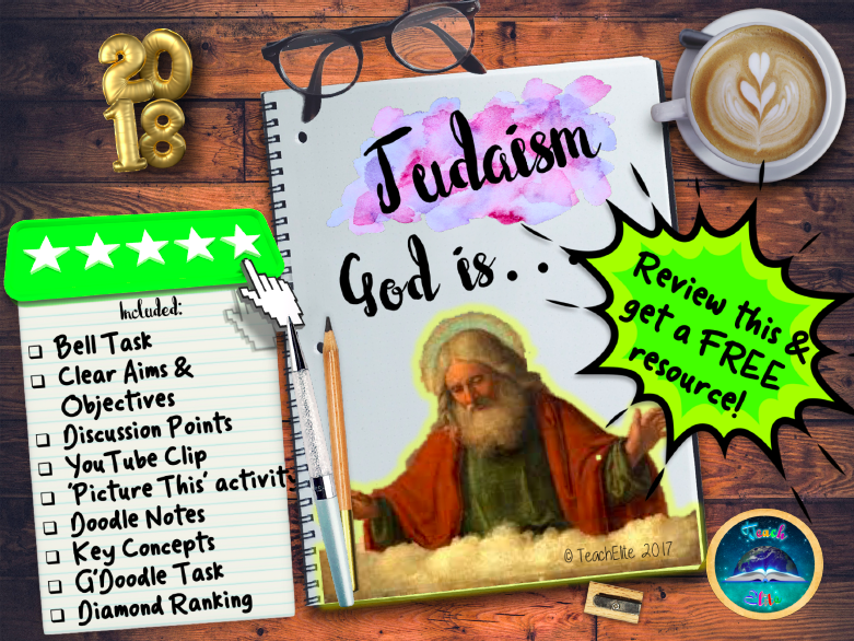 Judaism : Judaism & God
