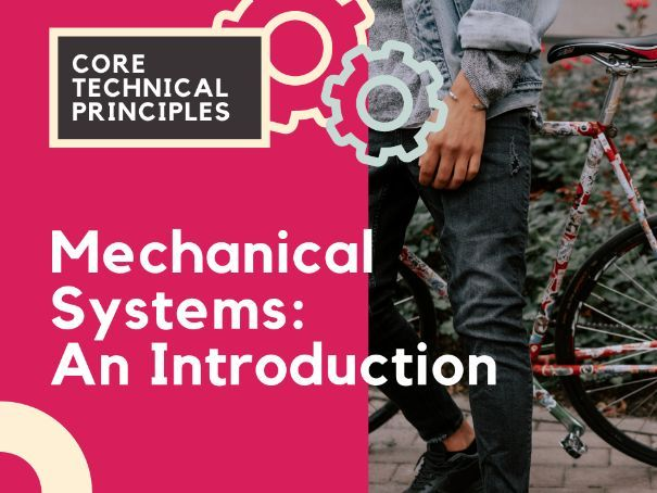 Mechanical systems: Intro - PPT GCSE DT
