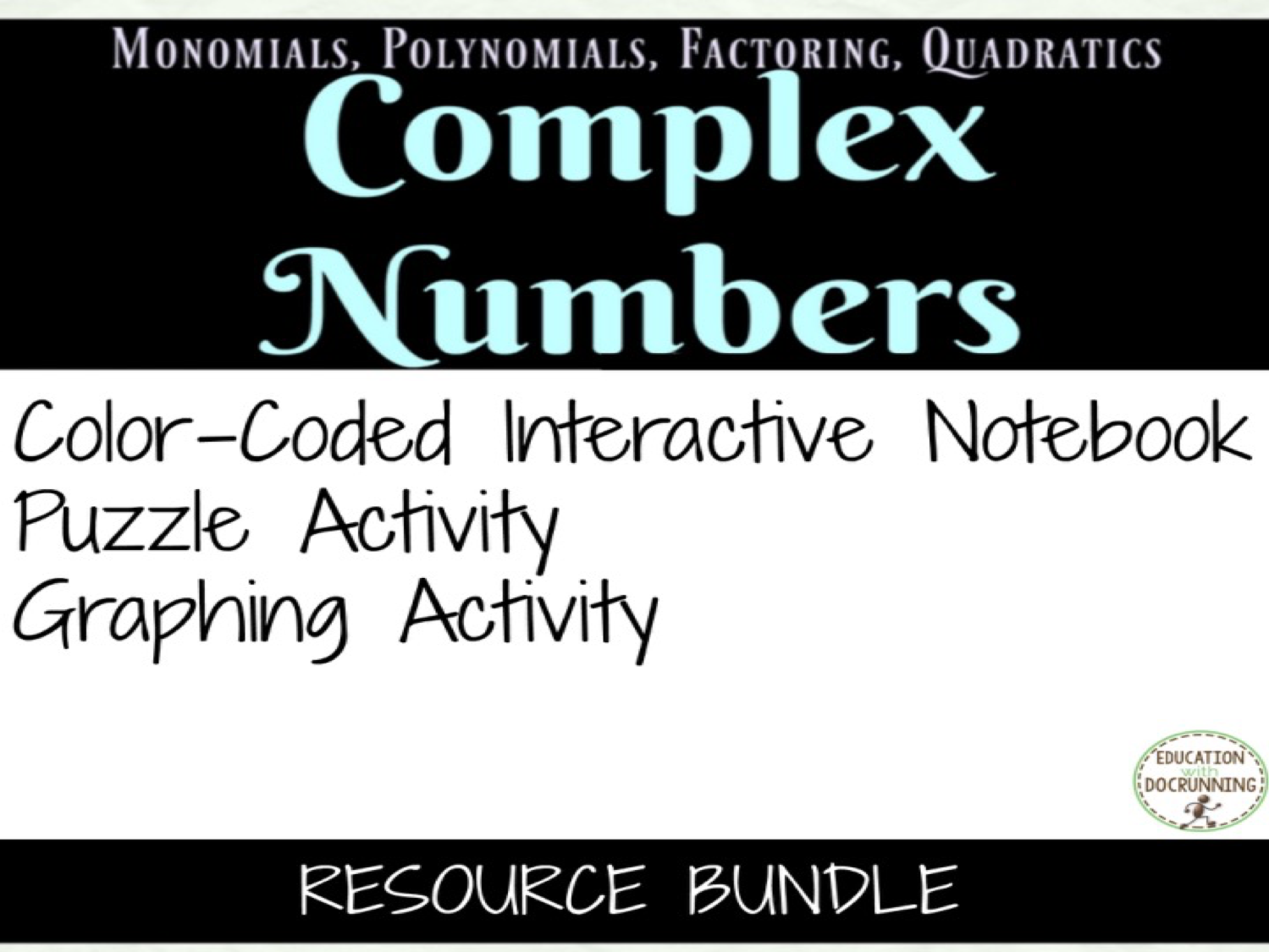 Complex Numbers Notes and Activities
