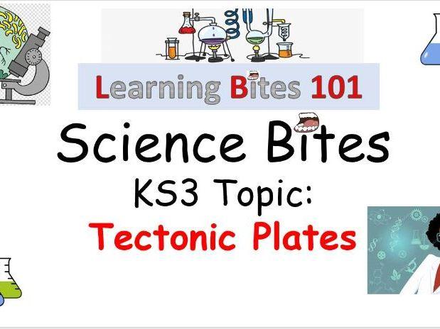 KS3 - Tectonic Plates