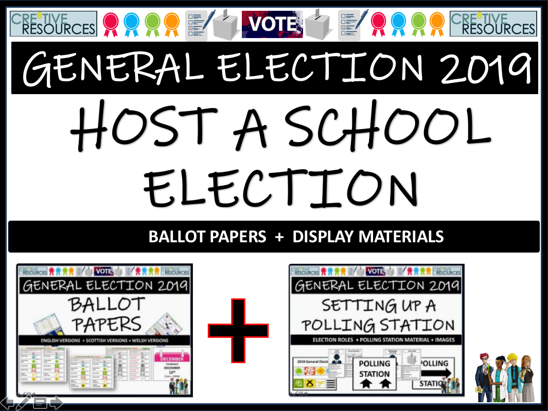 Host a School Election - 2019