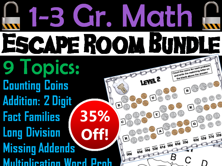 Math Escape Room