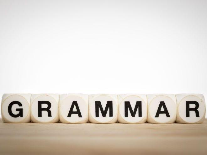 Fundamentals of Grammar student workbook (focussing on SPAG)