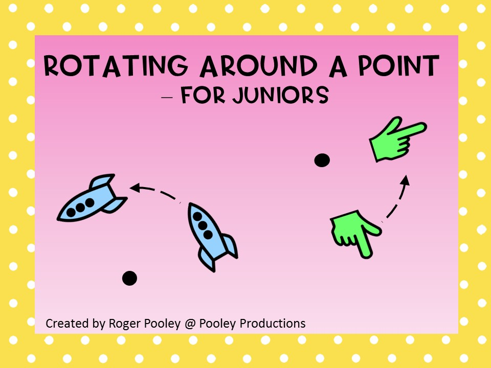 Rotating around a Point - for Juniors