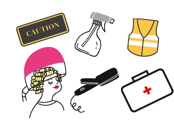 Level 2 Extended Certificate in Hair and Beauty skills Health and Saftey power point