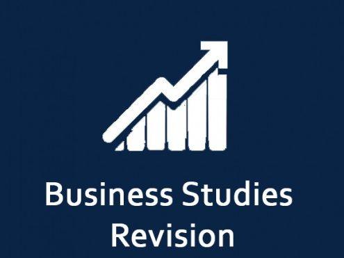 A-LEVEL BUSINESS UNIT 3
