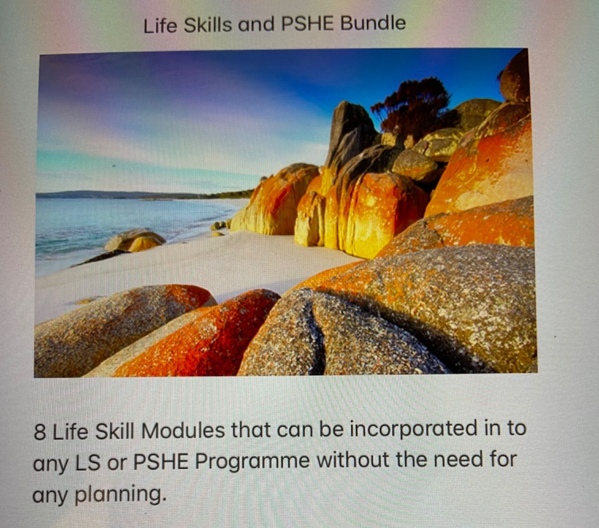 PSHE/Life Skills Bundle - Updated to include all of my PSHE/Life Skills Resources