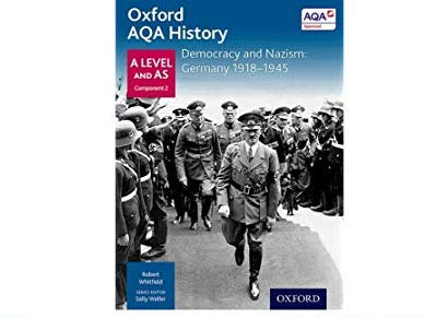 AQA A-Level History Democracy & Nazism: Lesson 3 - Timeline of Chaos