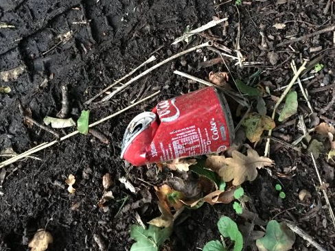 Litter, Trash, Garbage, Waste, and Pollution
