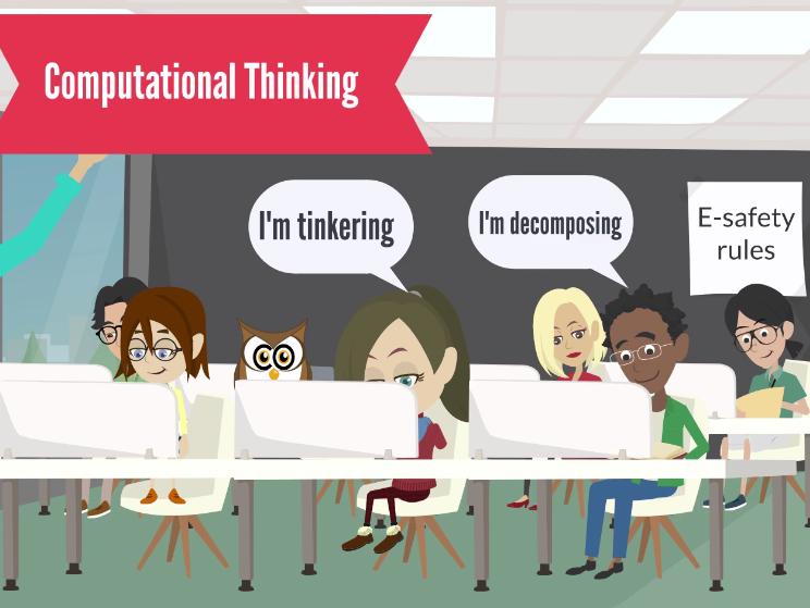 Computational Thinking Explained