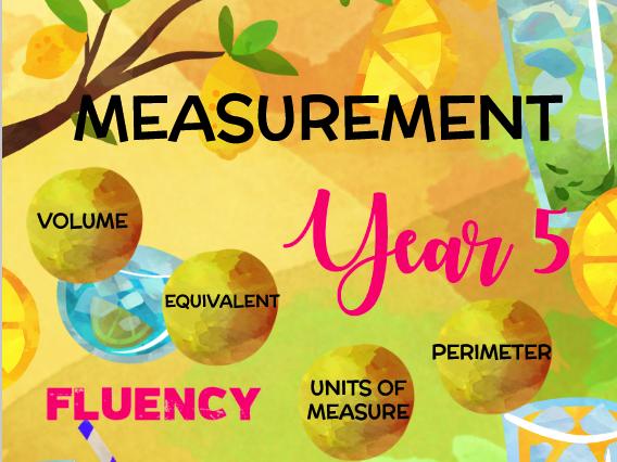 Year 5 Maths: Measurement