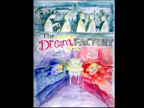 The Dream Factory - A Musical for Schools - mp3 tracks