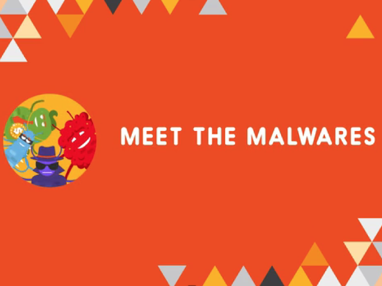 Staying Safe Online: Meet the Malwares