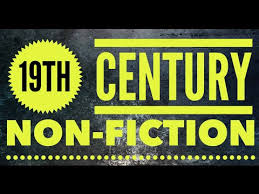 19th Century Literary Non Fiction Extracts (6): Collection 1