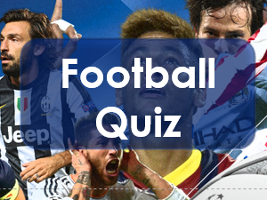 Football Quiz 2016