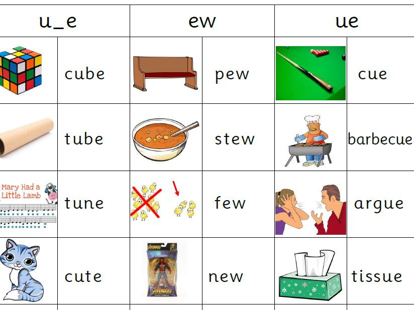 Alternative spellings for (y)oo