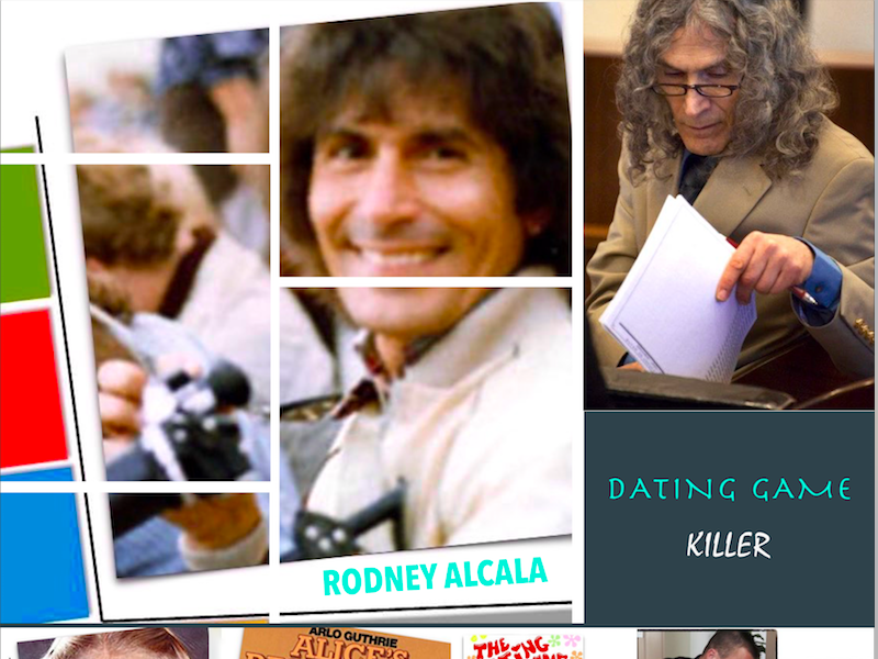 Rodney Alcala - Dating Game Killer - Serial Killer - Murder - Crime - 65 Slides