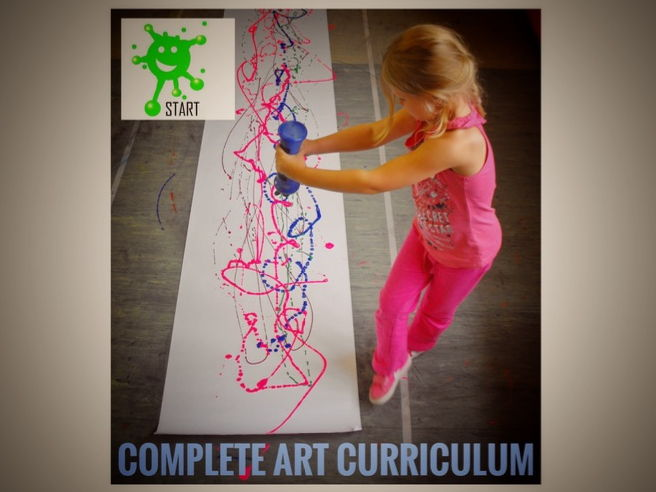 ART. Complete Key Stage 3 ART CURRICULUM. Updated for 2017-18