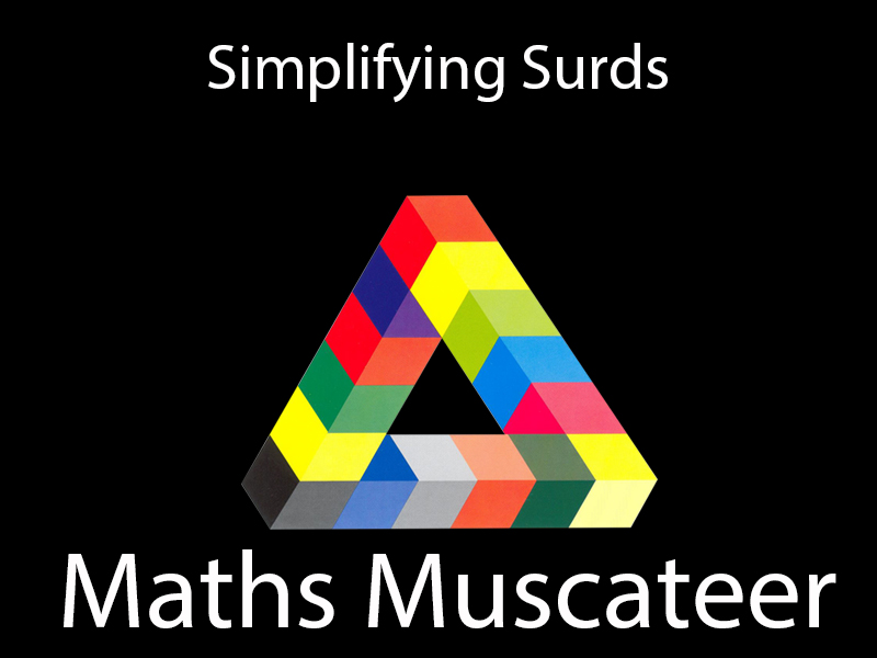 Simplifying Surds